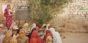 Educate a Woman--Alleviate Poverty